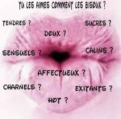 bisous!